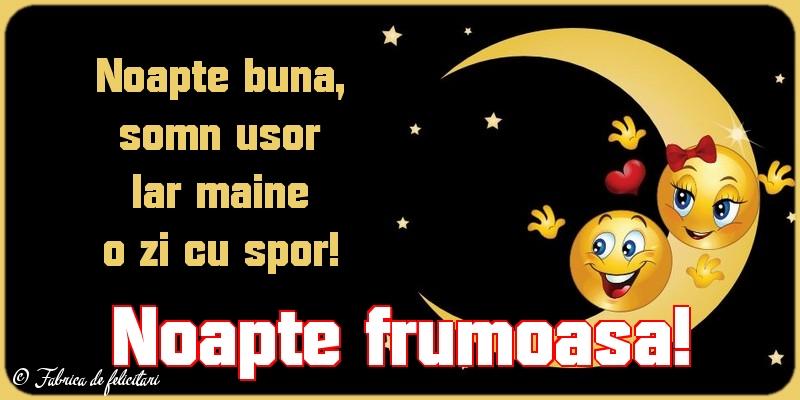 Felicitari de Noapte - Noapte frumoasă!