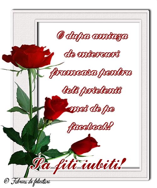 Felicitari de Amiaza - Să fiți iubiți!