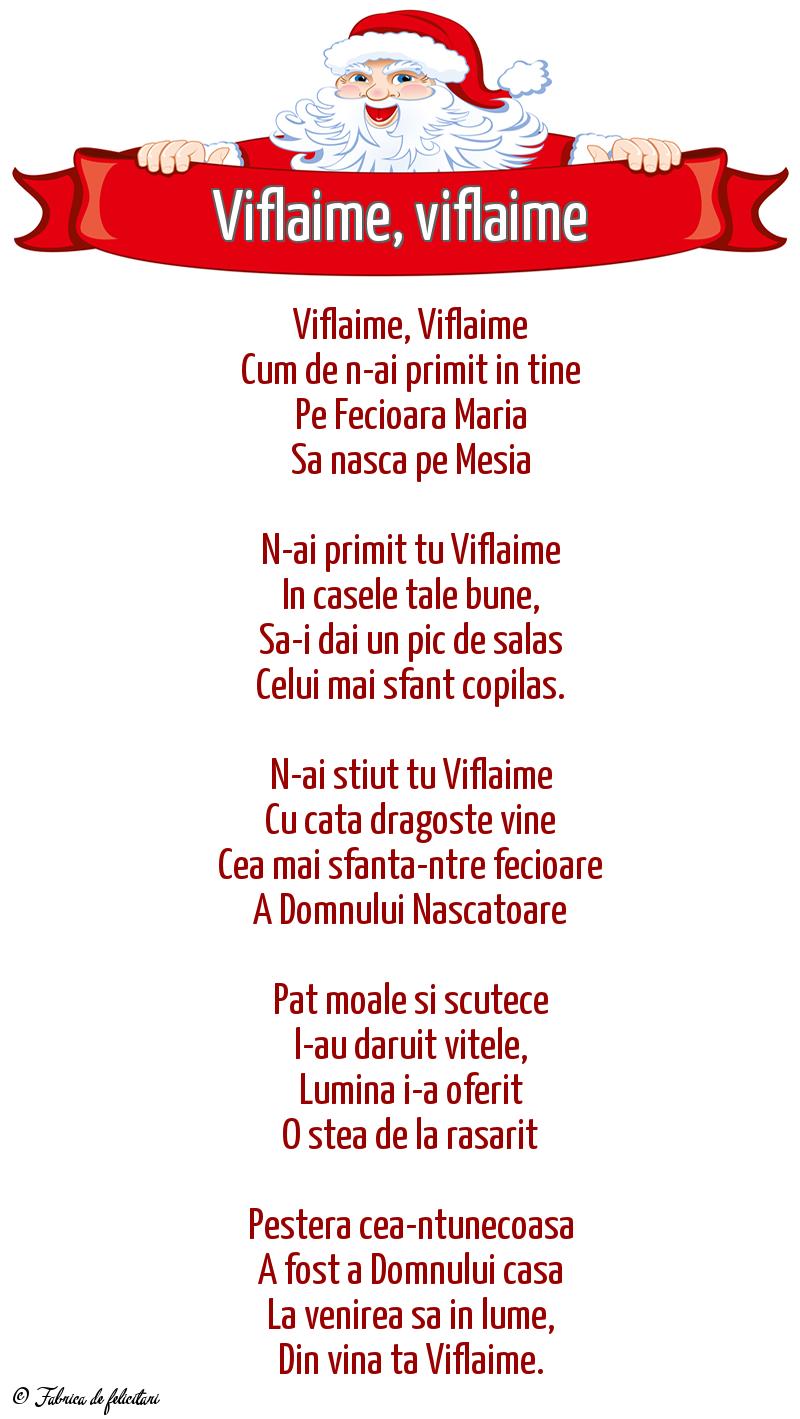 Felicitari de Craciun - Viflaime, viflaime