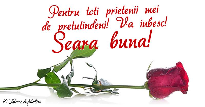 Felicitari de Seara - Seară bună!