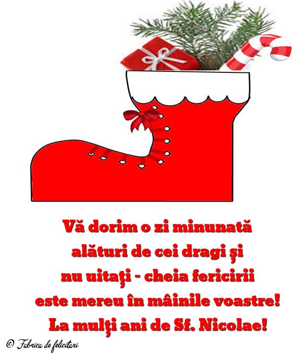 Felicitari de Sfantul Nicolae - La mulți ani de Sf. Nicolae!