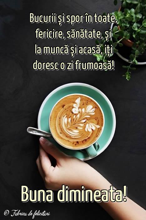 Felicitari de Dimineata - Buna dimineata!
