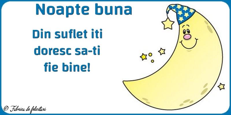 Felicitari de Noapte - Noapte buna