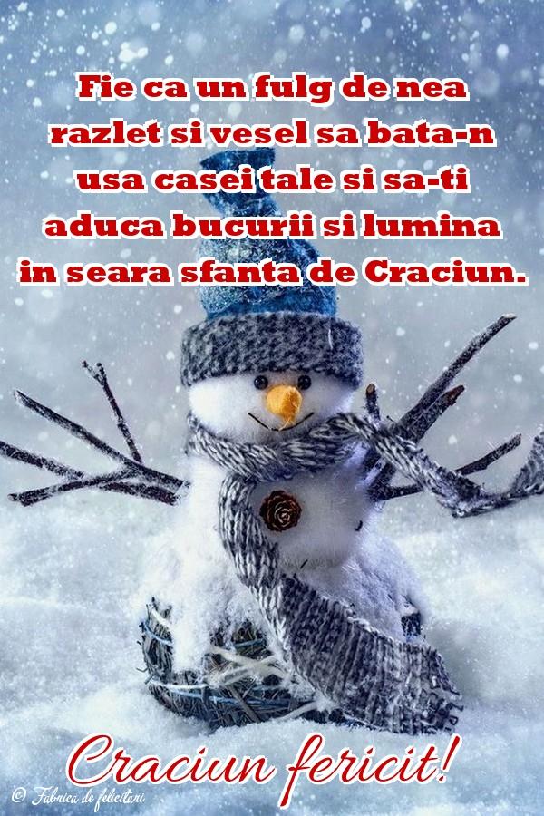 Felicitari de Craciun - Crăciun fericit!