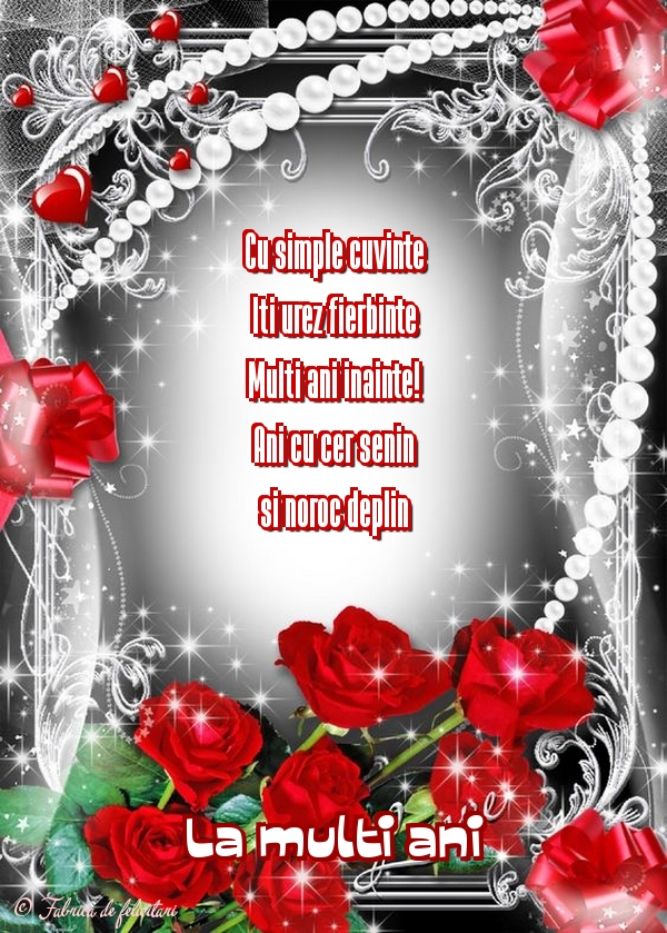 Felicitari de Sfantul Vasile - La mulți ani