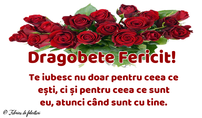Felicitari de Dragobete - Dragobete Fericit!