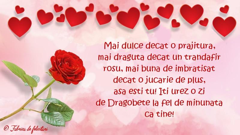 Felicitari de Dragobete