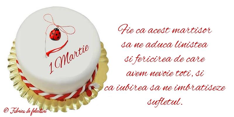 Felicitari de 1 Martie