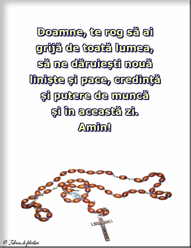 Imagini religioase - Amin!