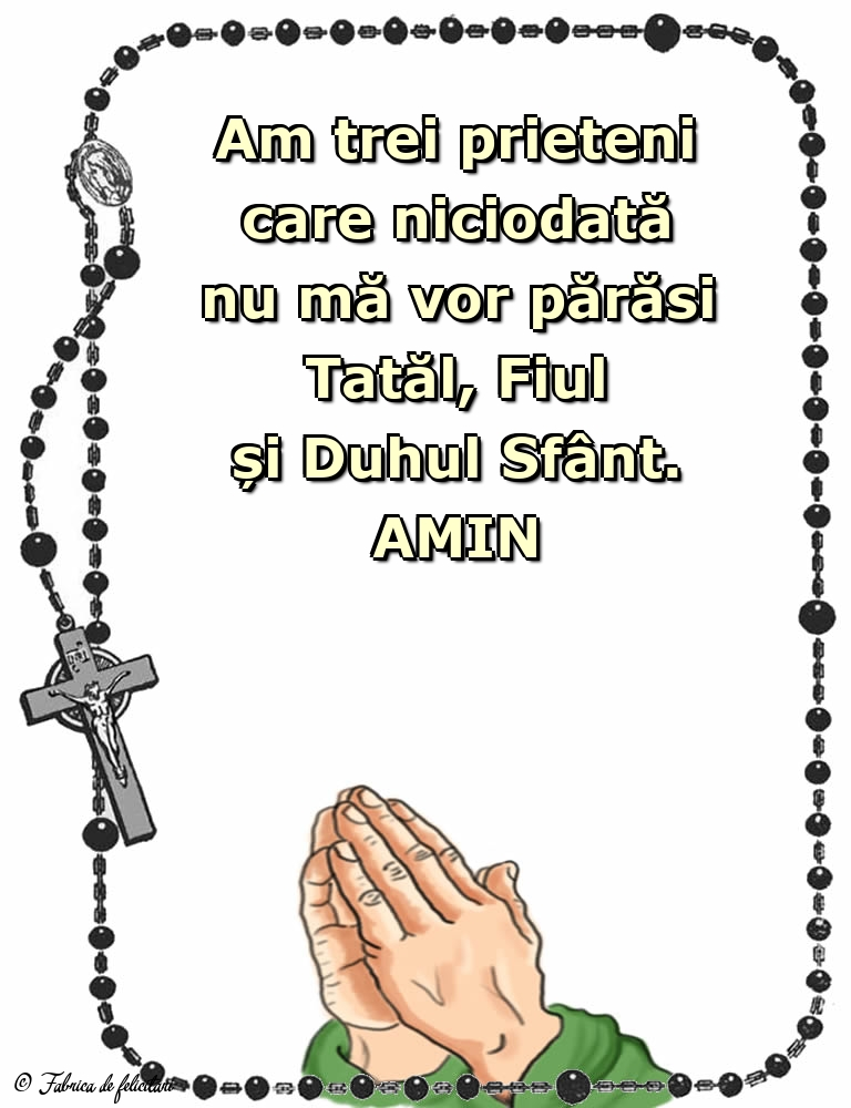 Imagini religioase - AMIN